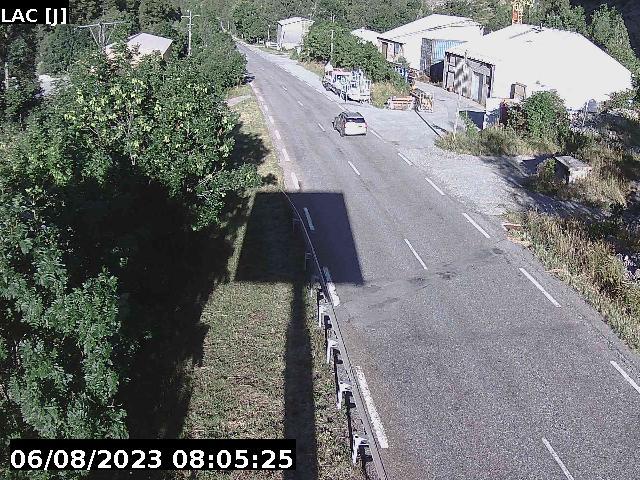 Webcam à La Grave